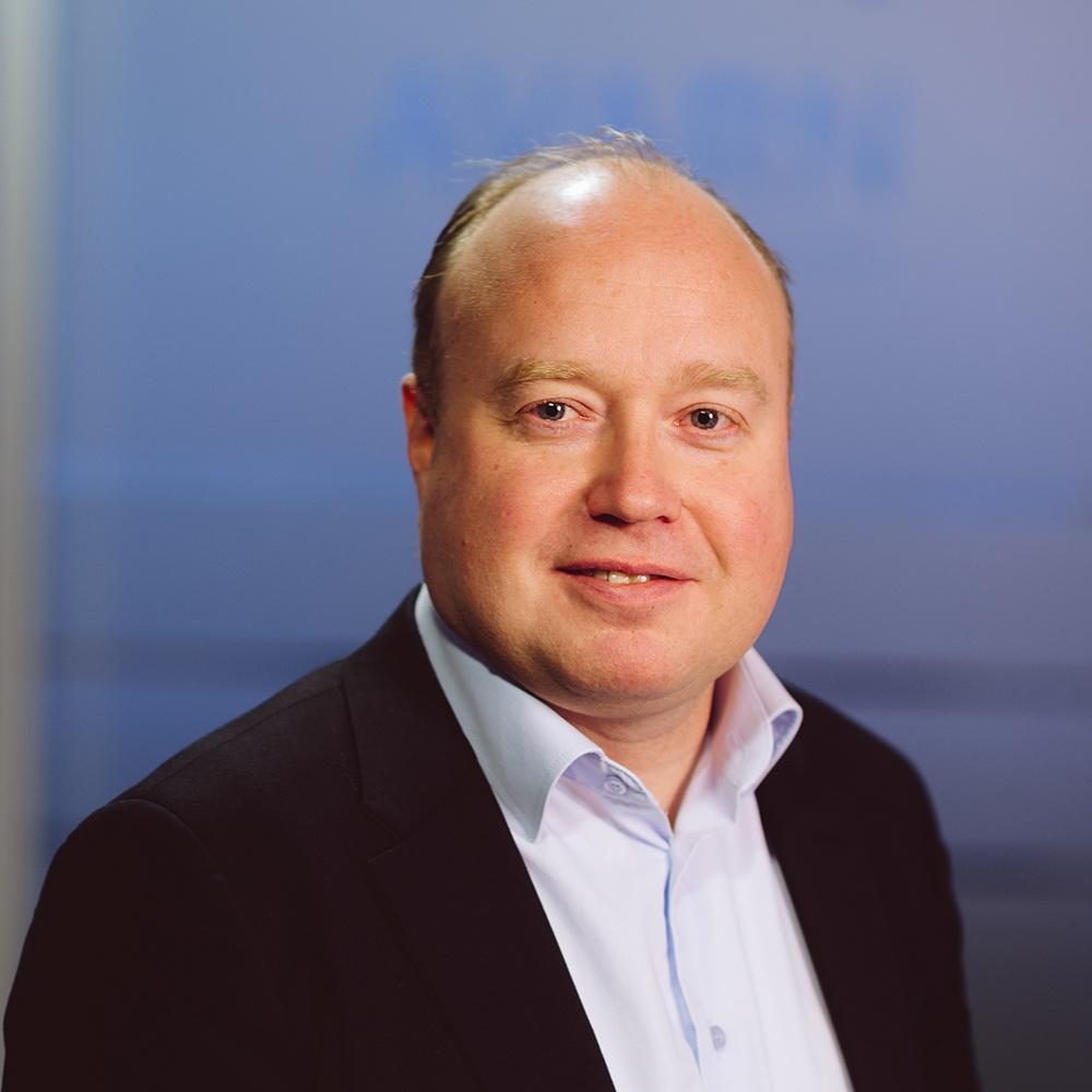 Juha Murtopuro, toimitusjohtaja, AVARN Security