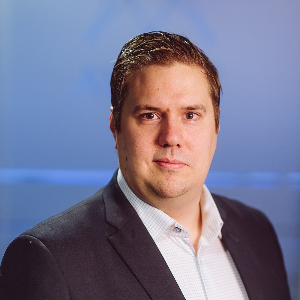 Jussi Virtanen, johtaja, turvallisuuspalvelut, AVARN Security