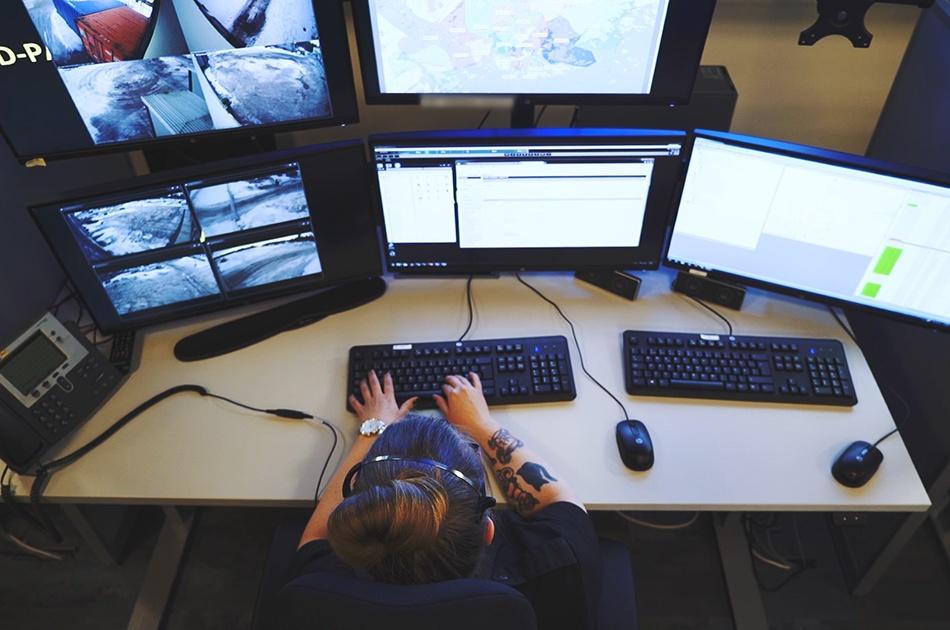 AVARN Security etäkamera- ja hälytyskuvavalvonta