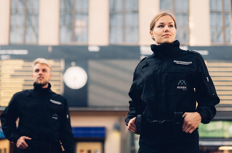 Vartiointi- ja valvontapalvelut